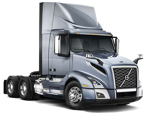 Camion Volvo Lac St-Jean